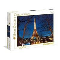 "Clementoni (32554) - ""Paris"" - 2000 brikker puslespil"