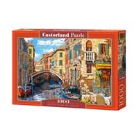 "Castorland (C-103683) - ""Reflections of Venice"" - 1000 brikker puslespil"