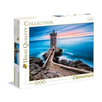 "Clementoni (39334) - ""The Lighthouse"" - 1000 brikker puslespil"