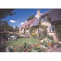 "Ravensburger (16352) - ""Cottage on Bredon Hill"" - 1500 brikker puslespil"