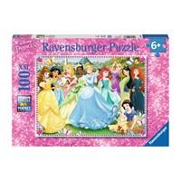 "Ravensburger (10938) - ""Enchanting Princess"" - 100 brikker puslespil"