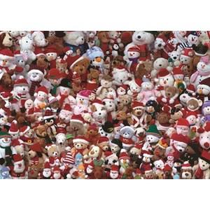 "Piatnik (543043) - ""Cozy Christmas"" - 1000 brikker puslespil"