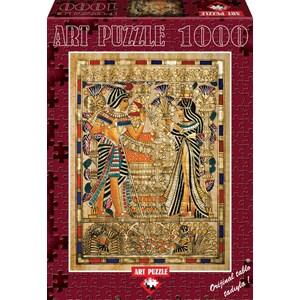 """Art Puzzle (4465) - """"Papyrus"""" - 1000 brikker puslespil"""