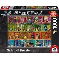 "Schmidt Spiele (59377) - Aimee Stewart: ""Back to the Past"" - 1000 brikker puslespil"