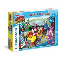 "Clementoni (24481) - ""Mickey"" - 24 brikker puslespil"