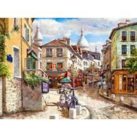 """Castorland (C-300518) - """"Mont Marc Sacre Coeur"""" - 3000 brikker puslespil"""
