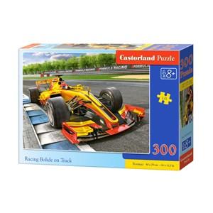 """Castorland (B-030347) - """"Racing Bolide on Track"""" - 300 brikker puslespil"""