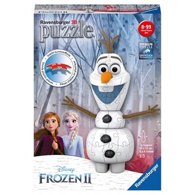 """Ravensburger (11157) - """"Frozen 2"""" - 54 brikker puslespil"""