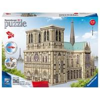 """Ravensburger (12523) - """"Notre Dame, France"""" - 324 brikker puslespil"""