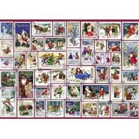"Ravensburger (19881) - ""Christmas Wishes"" - 1000 brikker puslespil"
