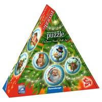 "Ravensburger (11678) - ""Christmas Puzzle-Ball-Set"" - 27 brikker puslespil"