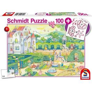 """Schmidt Spiele (56329) - """"Princess"""" - 100 brikker puslespil"""