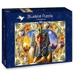 "Bluebird Puzzle (70175) - Andrew Farley: ""Tutankhamun"" - 1000 brikker puslespil"