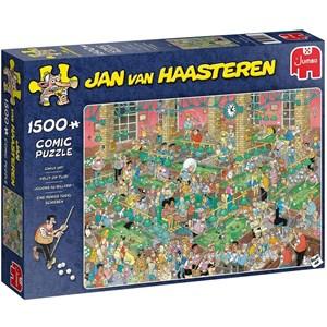 "Jumbo (20026) - Jan van Haasteren: ""Chalk Up!"" - 1500 brikker puslespil"