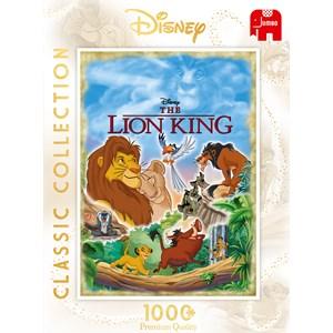 "Jumbo (18823) - ""The Lion King Movie Poster"" - 1000 brikker puslespil"