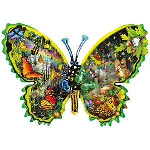 """SunsOut (97035) - Lori Schory: """"Butterfly Migration"""" - 1000 brikker puslespil"""