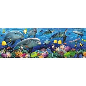 "Anatolian (1009) - Howard Robinson: ""Fisk Under Vandet"" - 1000 brikker puslespil"