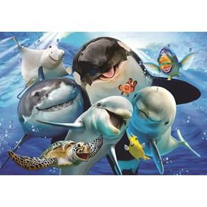 """Anatolian (3585) - """"Selfie under vandet"""" - 500 brikker puslespil"""
