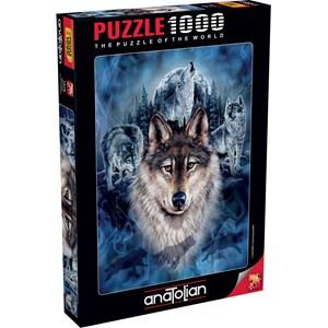 """Anatolian (1079) - """"Ulve"""" - 1000 brikker puslespil"""