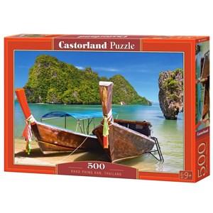 """Castorland (53551) - """"Khao Phing Kan"""" - 500 brikker puslespil"""