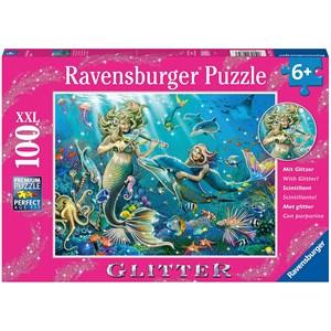 """Ravensburger (12872) - """"Disney Princess"""" - 100 brikker puslespil"""