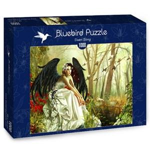 "Bluebird Puzzle (70427) - Nene Thomas: ""Swan Song"" - 1000 brikker puslespil"