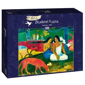 """Bluebird Puzzle (60090) - Paul Gauguin: """"Arearea, 1892"""" - 1000 brikker puslespil"""
