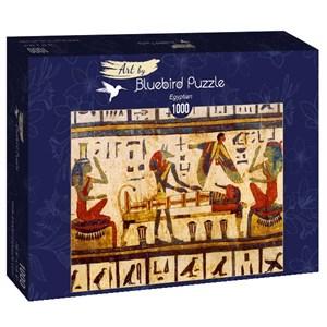 "Bluebird Puzzle (60098) - ""Egyptian"" - 1000 brikker puslespil"