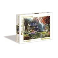 "Clementoni (39172) - Dominic Davison: ""Victorian Garden"" - 1000 brikker puslespil"