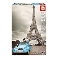 "Educa (14845) - ""Eiffel Tower, Paris"" - 500 brikker puslespil"