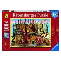 "Ravensburger (10524) - Colin Thompson: ""Music Castle"" - 100 brikker puslespil"
