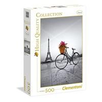 """Clementoni (35014) - """"Romantic Promenade in Paris"""" - 500 brikker puslespil"""
