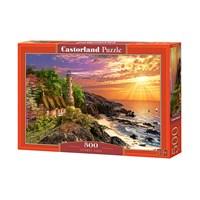 "Castorland (B-52615) - Dominic Davison: ""Stoney Cove"" - 500 brikker puslespil"