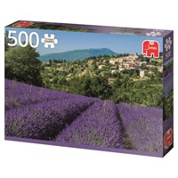 "Jumbo (18397) - ""Provence, Aurel"" - 500 brikker puslespil"
